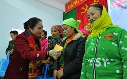 Nhiều hoạt động ý nghĩa của Đoàn công tác Trung ương Hội LHPN Việt Nam nơi địa đầu Tổ quốc