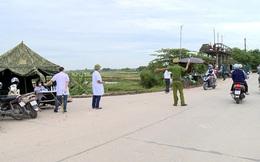 Bắc Ninh giãn cách xã hội xã Lâm Thao 21 ngày, học sinh các cấp nghỉ học từ hôm nay