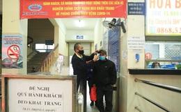 Bến xe khách siết chặt phòng chống dịch Covid-19