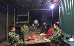 Bộ đội biên phòng sẵn sàng ăn Tết thứ 2 tại chốt chống dịch