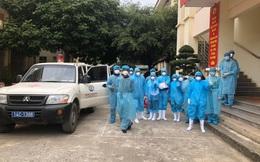 Quảng Ninh: Phong tỏa 1 thị trấn vì phát hiện có trường hợp nhiễm Covid-19