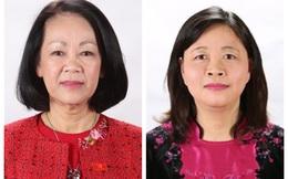 Bộ Chính trị, Ban Bí thư khóa XIII có 2 ủy viên nữ