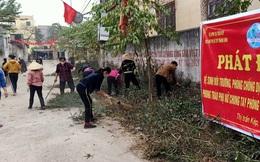 Bắc Giang: Nhiều hoạt động thiết thực phòng dịch Covid-19