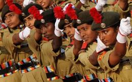 Phụ nữ trong quân đội Ấn Độ đòi quyền bình đẳng