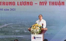 Khởi công tuyến cao tốc cuối nối Cần Thơ với TP Hồ Chí Minh