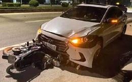 Thanh tra giao thông lái ô tô đi ngược chiều tông tử vong nữ lao công bị khởi tố