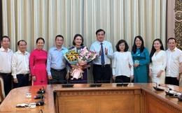 Bà Bùi Thị Ngọc Hiếu nhậm chức Phó Giám đốc Sở Du lịch TPHCM