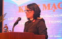 Nâng cao chất lượng hoạt động Hội Phụ nữ các cấp trong Công an Nhân dân