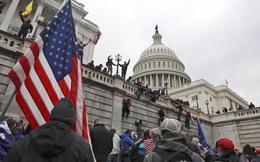 Người biểu tình làm loạn tại tòa nhà Quốc hội Mỹ, một phụ nữ bị bắn chết