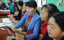 Hỗ trợ phụ nữ đa dạng kênh bán hàng mùa dịch - hành động kịp thời của TYM