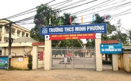 Phú Thọ: Một trường học tạm dừng giảng dạy do liên quan đến ca Covid-19 ở Hà Nội