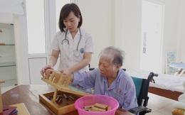 Giải quyết các vấn đề sức khỏe cho người cao tuổi