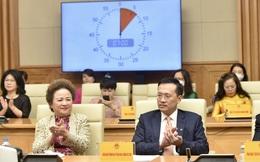Nữ doanh nhân bày tỏ tâm tư trước Thủ tướng Chính Phủ