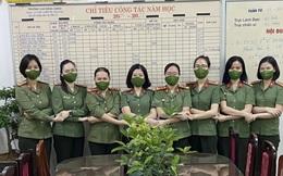 Hội Phụ nữ T08 với 6 nhiệm vụ trọng tâm nhiệm kỳ 2021 - 2026