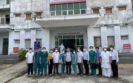 Bệnh viện Chợ Rẫy hỗ trợ tỉnh Cà Mau phòng chống dịch Covid-19