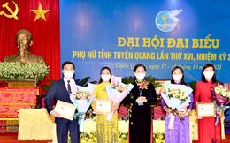 Tuyên Quang: Công tác cán bộ nữ luôn đứng trong tốp đầu toàn quốc