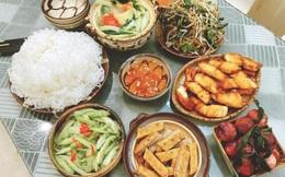 8X Hải Phòng khoe bữa cơm ngon, chiều lòng sở thích từng thành viên trong nhà