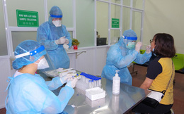 Bộ Y tế: Tiếp tục tăng cường công tác xét nghiệm SARS-Cov-2