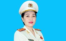 Nữ trung tá công an bản lĩnh trong chuyên án, dịu dàng giữa đời thường