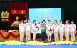 Phụ nữ Bộ Tư lệnh Cảnh sát cơ động chủ động, kỷ cương, sáng tạo vì An ninh Tổ quốc