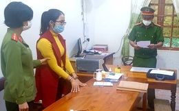 Thêm một nữ cán bộ xã bị bắt vì trục lợi tiền hỗ trợ bão lũ ở Nghệ An