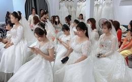 Chọn váy cưới sau thời gian giãn cách, cần lưu ý những điều này