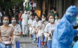 BV Việt Đức sẽ chuyển bệnh nhân và người nhà sang 3  BV khác