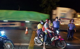 Ninh Bình đón hơn 600 công dân từ phía Nam trở về