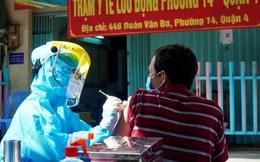 Ghi nhận 4.363 ca nhiễm mới, riêng Hà Nam có 25 trường hợp