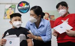 Báo Phụ nữ Việt Nam hỗ trợ 75 trẻ mồ côi do Covid-19 tại TPHCM và Long An