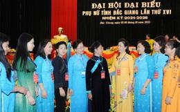 Bà Ngụy Thị Tuyến tái đắc cử Chủ tịch Hội LHPN tỉnh Bắc Giang nhiệm kỳ 2021-2026