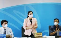 24 dự án xuất sắc dự thi thuyết trình Cuộc thi Phụ nữ khởi nghiệp cấp toàn quốc 2021