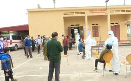 Một thôn ở Bắc Giang thiết lập vùng cách y tế