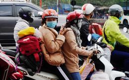 Người dân các tỉnh sớm trở lại Hà Nội sau kỳ nghỉ Tết