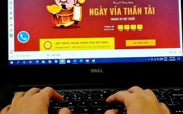 """Doanh nghiệp """"tung"""" dịch vụ mua bán vàng online trước ngày vía Thần Tài"""
