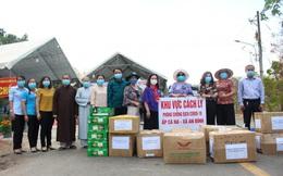 Hội LHPN tỉnh Bình Dương tổ chức nhiều hoạt động thiết thực dịp Tết Nguyên đán