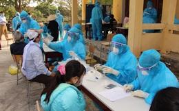 Huyện Cẩm Giàng tìm người đến 9 địa điểm công cộng