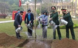 Hội LHPN Việt Nam cam kết thực hiện trồng 20 triệu cây xanh