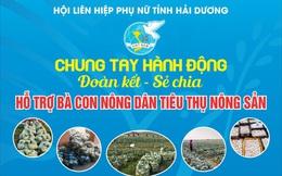 Lập nhiều kênh để giúp người dân vùng dịch Hải Dương tiêu thụ nông sản