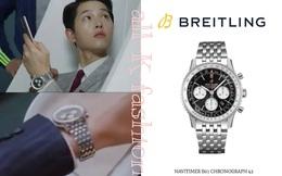 Song Joong Ki gây choáng với đồ hiệu tiền tỷ trong phim mới