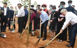 """Trồng 1 tỷ cây xanh """"Vì một Việt Nam xanh"""""""