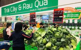 """Vào siêu thị mua rau củ """"giải cứu"""" để yên tâm hơn"""