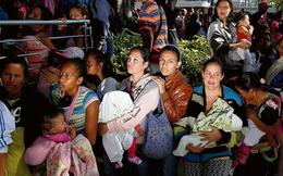 Venezuela: Nỗi đau trong lặng im của người di cư bị tấn công tình dục