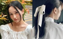 Mỹ nhân Việt sở hữu 4 kiểu tóc buộc thấp tuyệt xinh
