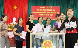 Những lưu ý về nhân sự nữ ứng cử đại biểu Hội đồng nhân dân các cấp