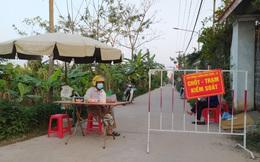 Kết thúc phong tỏa xã hơn 15 nghìn dân ở Hưng Yên vào ngày mai