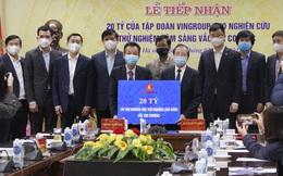 Vaccine ngừa Covid-19 COVIVAC của Việt Nam giá chỉ 60.000 đồng/liều