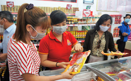 Vissan khuyến mãi nhân dịp khai trương cửa hàng thực phẩm mới
