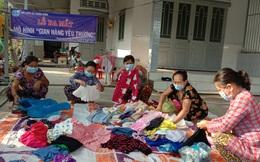 Hậu Giang: Gian hàng yêu thương của Hội phụ nữ lo Tết cho hội viên và trẻ em khó khăn