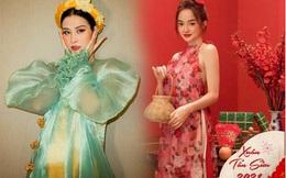 """Xuân này muốn diện áo dài, chị em """"tăm tia"""" ngay 5 mẫu đẹp và thời thượng nhất 2021"""